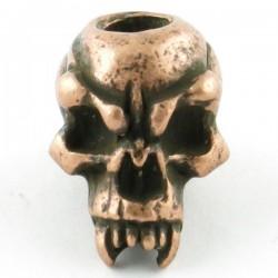 Tête de mort Fang Roman Copper
