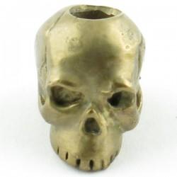 Tête de mort Classic Bronze Massif