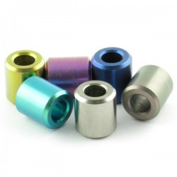 Titanium bead 10*11mm