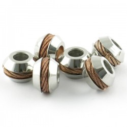 Spartan model 'X11' stainless steel bead