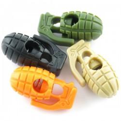 Grenade cord lock stopper