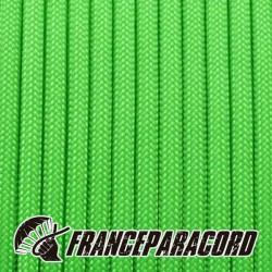 Paracord 750 Type IV - Green Neon