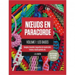 Noeuds en Paracorde volume 1