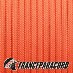 Paracord 550 - Fish & Fire Orange Neon