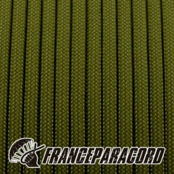 Paracord 550 - Camo Green MIL-C-5040H