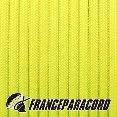 Paracord 550 - Yellow Neon