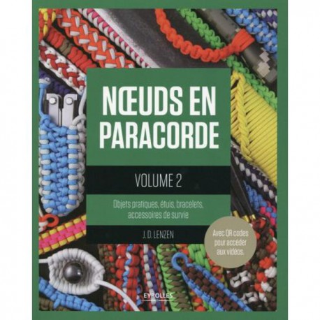 Book Paracord Fusion Ties volume 2