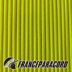 Shock Cord 3,5mm - Yellow Neon