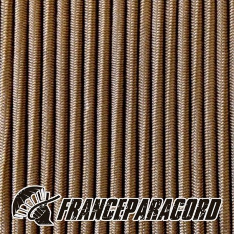 Shock Cord 3,5mm - Coyote Brown