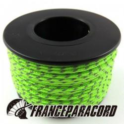 Paracord Micro - Reflective Neon Green