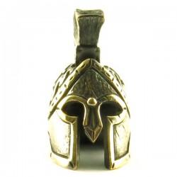 Romain Helmet Solid Bronze