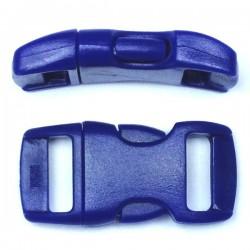Boucle rapide 15mm bleu
