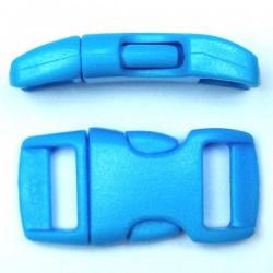 Boucle rapide 15mm bleu clair