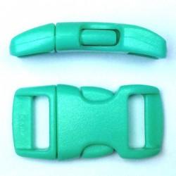 Boucle rapide 15mm aquamarine