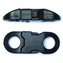 Side Release Buckle Black Mini