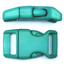 Boucle rapide 23mm turquoise