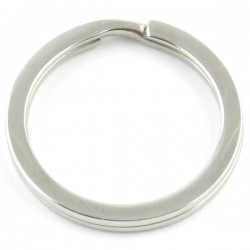 Stainless Steel Jewelry Split Ring