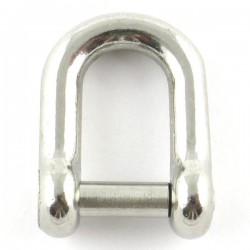 Stainless Steel Oval Sink Pin D shackle