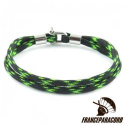 Bracelet with Mini D Shackle