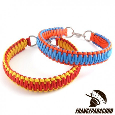Collier de chien King Cobra