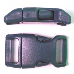 Curved Side Release Buckle 23mm FS Navy