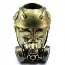 Stalker Gas Mask Bronze Massif