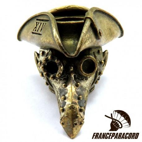 Plague Doctor Mask Bronze Massif