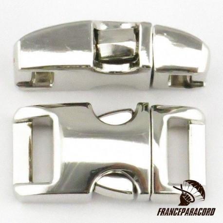 Boucle rapide 15mm métal