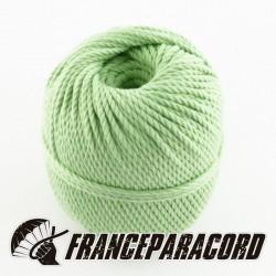 Almond green cotton
