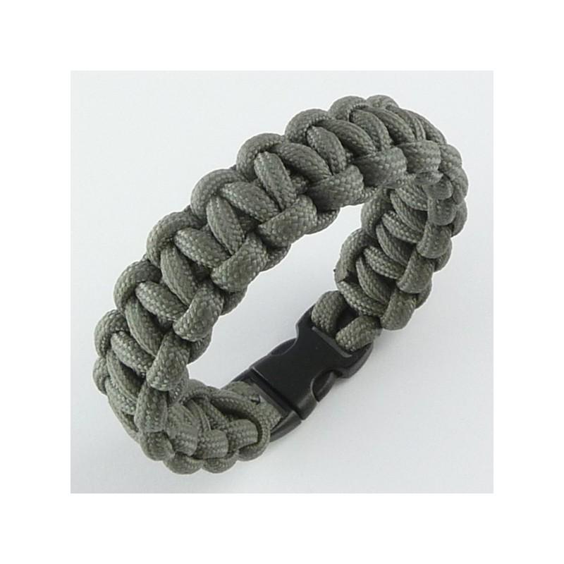 Kit bracelet de survie Cobra avec boucle 15mm