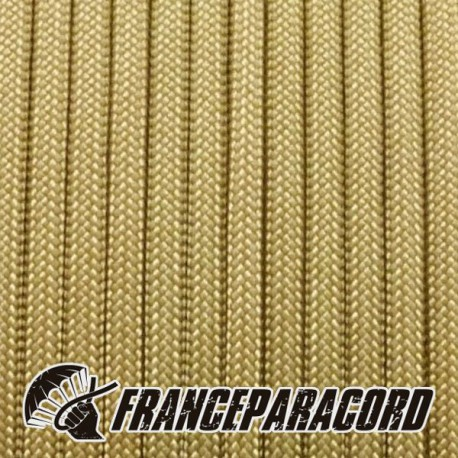 Paracord 550 - Gold