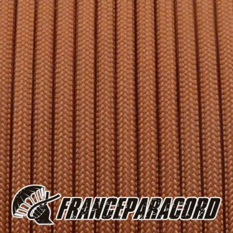 Paracord 550 - Chocolate Brown