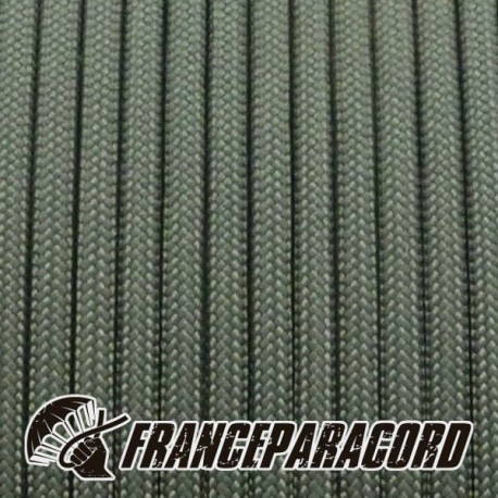 Paracord 550 - Charcoal Grey