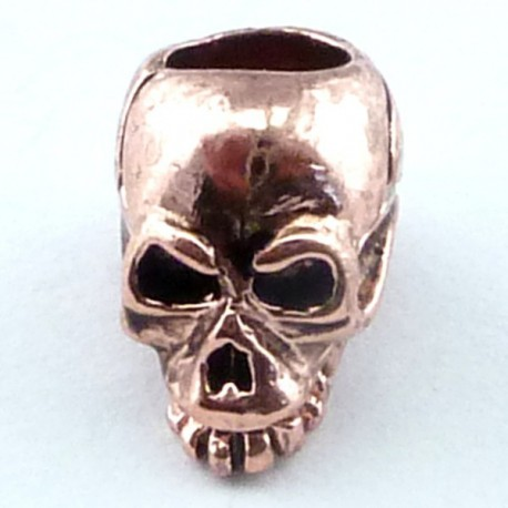 Tête de mort Joe Antique Copper