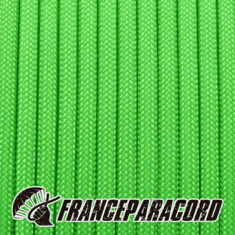 Paracord 550 - Green Neon