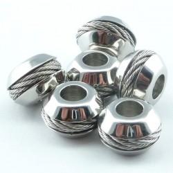 Perle spartan X10 inox