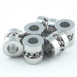 Perle spartan X20 inox