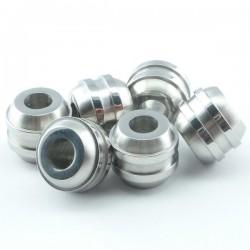 Perle spartan X40 inox