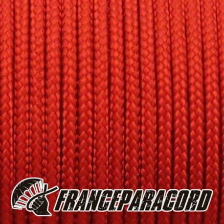 Paracord Type I - Imperial Red