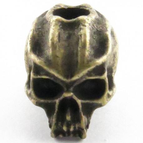 Tête de mort Cyber Roman Brass