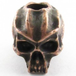 Tête de mort Cyber Roman Copper