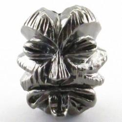 Tête Kiko Tiki Hematite