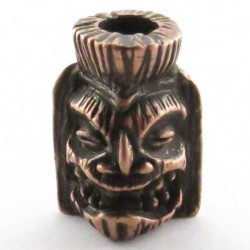 Tête Ku Tiki Roman Copper
